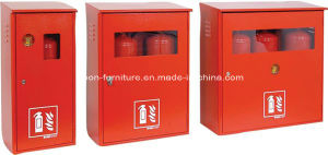 Metal Single/Double/Multiple Doors Fire Extinguisher Cabinet/ pictures & photos