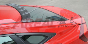 X 10th 2016 Roofline Spoiler Shark Tales for Honda Civic pictures & photos