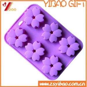 Hot Sale Food Grade Silicone Cake Mould (YB-AB-022) pictures & photos