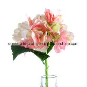 Wedding Decoration Hydrangea Real Touch Silk Artificial Flowers pictures & photos