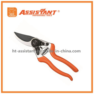 Drop Forged Bypass Secateurs Pruning Shears with Rotating Aluminum Handles pictures & photos