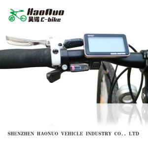 2017 China Factory Supply Two Wheel Electric Mountain Bike with 36V 12ah Lithium Battery pictures & photos