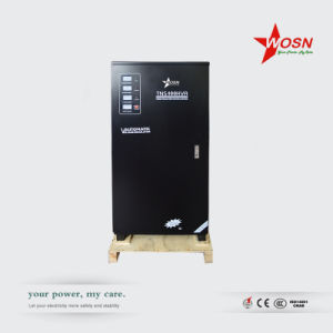 Tns-30kVA Three Phase Servo Motor Voltage Stabilizer 380VAC pictures & photos