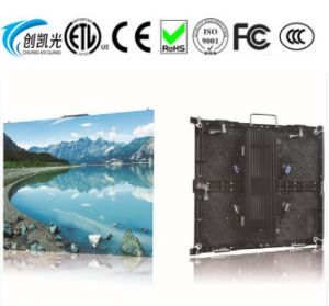 Ckgled P3.91mm / P4.81mm / P6.25mm Outdoor Full Color LED Display Panel pictures & photos