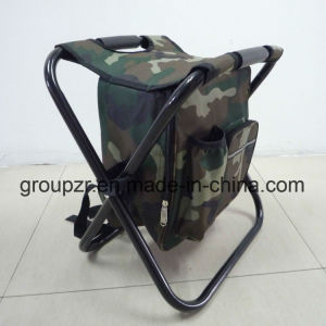Folding Chair with Cooler Bag Camping Chair for Fishing pictures & photos