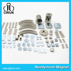 Arc Bar Disc Cylinder Ring Shape Strong Permanent Neodymium Magnet