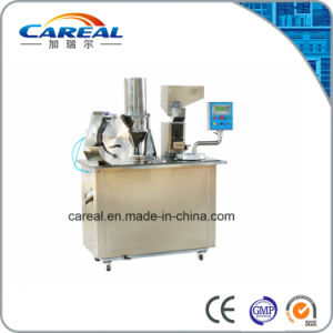 High Quality GMP Pharmacy Semi Automatic Capsule Filler Machine pictures & photos