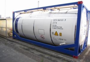 20 Feet LPG ISO Tank Container with Lr Certificate pictures & photos