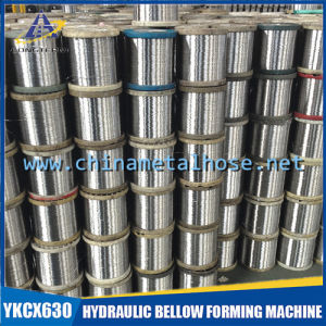 Stainless Steel Wire Braiding Machine for Flexible Corrugated Metal Hose pictures & photos