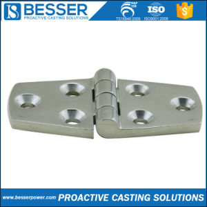 4340 Silicone Sol Lost Wax Casting 304L Alloy/Stainless Steel Casting pictures & photos