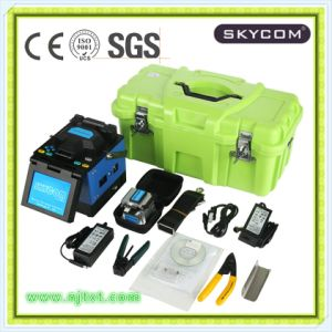 CE SGS Patented Fusion Splicer (T-108H) pictures & photos