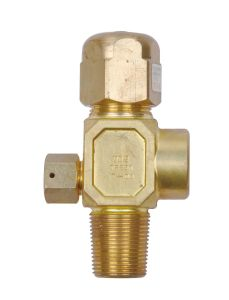 Brass LPG Valve - Gas Cylinder Safety Valve pictures & photos
