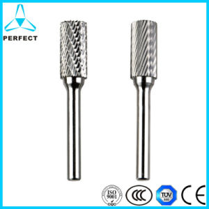 Cylinder Shape Tungsten Carbide Burrs pictures & photos