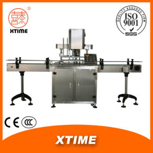 Coffee Powder Paper Can Sealing Machine pictures & photos