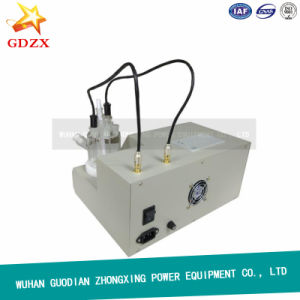 Automatic Transformer Oil Trace Moisture Analzyer (ZX-106) pictures & photos