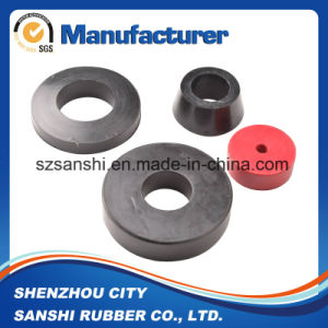 OEM Custom NBR FKM FPM Viton EPDM Silicone Rubber Gasket pictures & photos