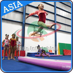 Factory Price Inflatable Air Tumble Track Gymnastics Balance Air Beam pictures & photos