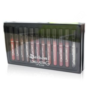 Washami Private Label 24 Hours Long Lasting Lip Gloss pictures & photos