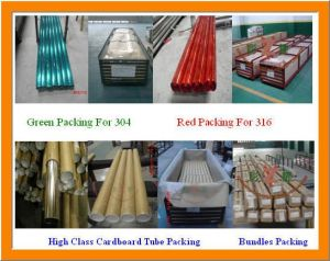 Railing with 304, 316 Stainless Steel Oval Tube pictures & photos