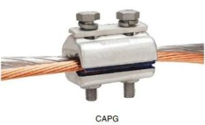 Capg Type Bimetal Pallel Groove Clamps Aluminium Copper Connectors pictures & photos