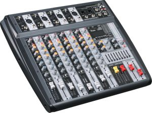 Special New Design Bigger Mixer Fx60 Series Professional Amplifier pictures & photos