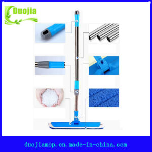Hot Selling Cleaner Mop Refill ABS Microfiber Flat Mop pictures & photos