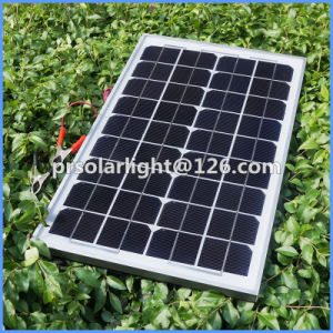 75W High Efficiency Mono Renewable Energy Saving Solar Cells pictures & photos