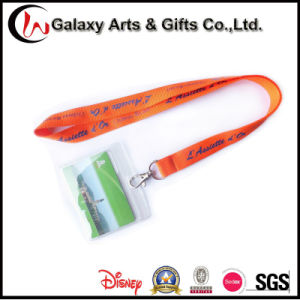 School PVC Card ID Holder with Lanyard Stationery Custom Logo pictures & photos