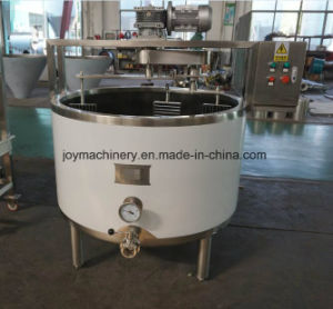 500L Round Cheese Vat pictures & photos