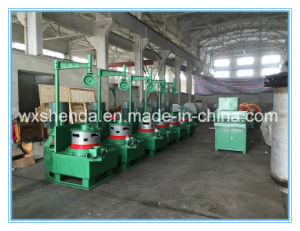 Gear Box Speed Adjustment Wire Drawing Machine pictures & photos