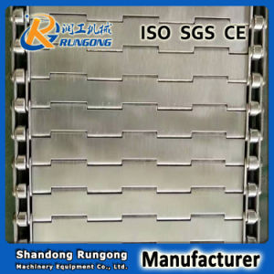 Hinged Slat Conveyor Belt for Die-Casting pictures & photos