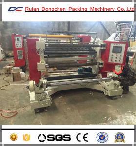 Economic Plastic Slitting Machine of Vertical Slitting Machine pictures & photos
