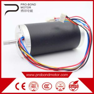 Electric Pm DC Brushless Motor with High Speed pictures & photos