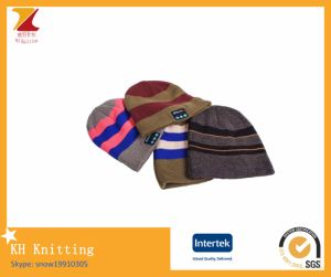 2017 Comfortable Knitting Bluetooth Hat pictures & photos