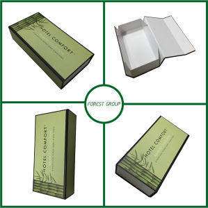 Custom Printed Folding Gift Box Wholesale pictures & photos
