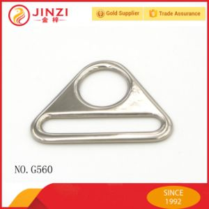 Factory Direct Metal Triangle Buckle Slider Buckle for Bag Belt pictures & photos
