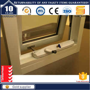 Energy Saving Top Hung Window and Awning Window W/Fly Screen pictures & photos