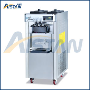 Bql839t 3 Group Free Standing 4L X 2 Ice Cream Making Machine for Kfc Kitchen pictures & photos