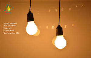 A15 Soft White E26/E27 8W 850lm LED Light Bulb pictures & photos