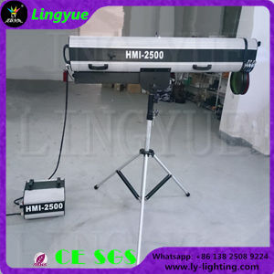 2500W Manual Follow Spot Stage Lighting pictures & photos