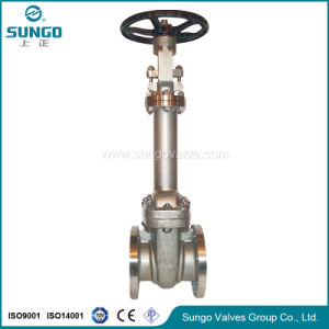 API 603 Stainless Steel Gate Valve pictures & photos