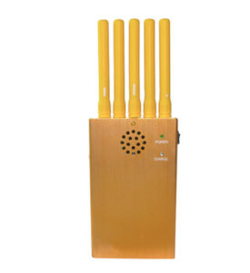 China Supply WiFi GPS Jammer 3G Cellular Phone Signal Jammer Price pictures & photos