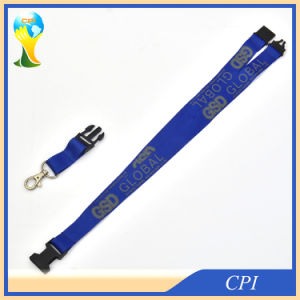 Popular 2D Screen Printing Lanyard with Accessories pictures & photos