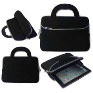 Customized Portable Neoprene Laptop Bag with Any Size pictures & photos