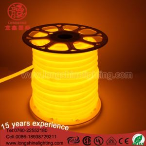 High Brightness LED Flexible Colorful Round Neon Light pictures & photos
