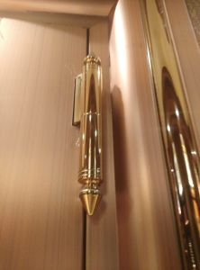 Color Stainless Steel Door (S-3037) pictures & photos