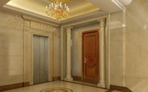 Luxury Mini Home Elevator for Villa pictures & photos