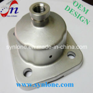 Investment Casting Stainless Steel End Cap pictures & photos