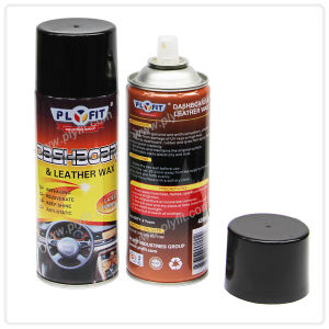 Car Dashboard Leather Cleaner Aerosol Spray Wax pictures & photos