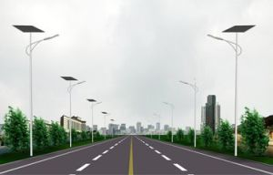 Solar Energy Systems Ce CCC Certification Approved Aluminium Solar Street Light pictures & photos